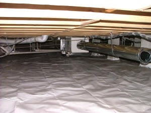Encapsulated Crawl Spaces